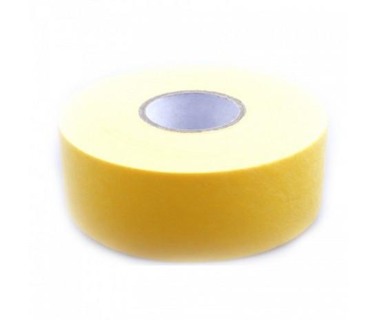 Лента за кола маска с перфорация - жълта